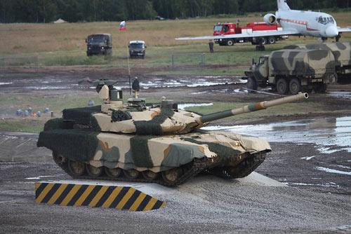 """Vũ khí """"khủng"""" tại Diễn đàn công nghệ quân sự - 1"""