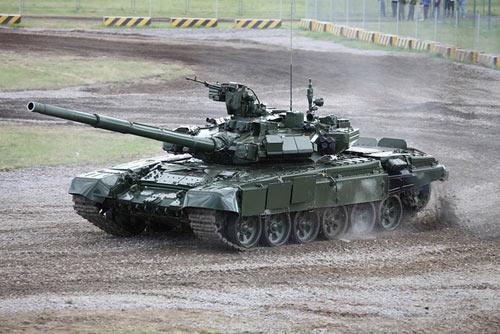 """Vũ khí """"khủng"""" tại Diễn đàn công nghệ quân sự - 4"""