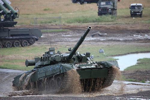 """Vũ khí """"khủng"""" tại Diễn đàn công nghệ quân sự - 5"""