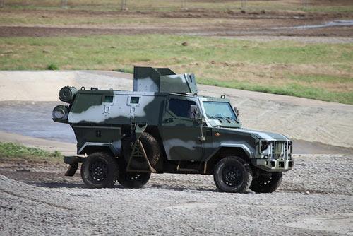 """Vũ khí """"khủng"""" tại Diễn đàn công nghệ quân sự - 6"""