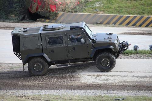 """Vũ khí """"khủng"""" tại Diễn đàn công nghệ quân sự - 7"""