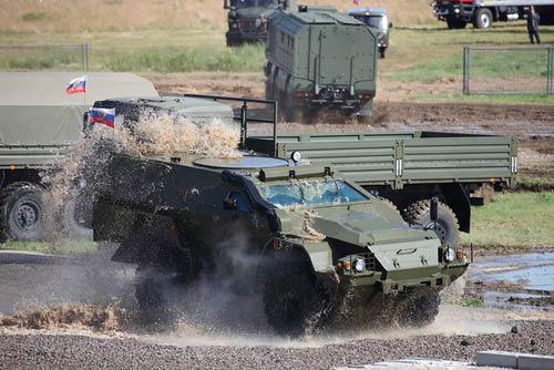 """Vũ khí """"khủng"""" tại Diễn đàn công nghệ quân sự - 11"""
