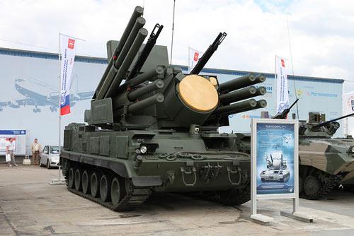 """Vũ khí """"khủng"""" tại Diễn đàn công nghệ quân sự - 13"""