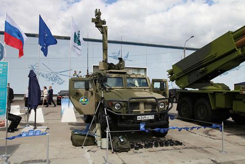 """Vũ khí """"khủng"""" tại Diễn đàn công nghệ quân sự - 14"""