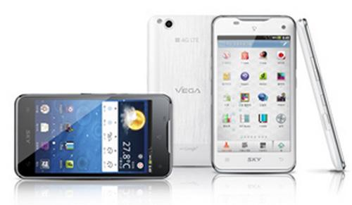 Sky A 830L đối thủ của SamSung Galaxy S3 - 3