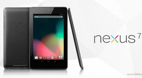 Google Nexus 7 ra mắt với giá 199 USD - 1