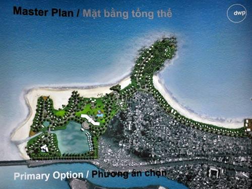 Thông qua một số đồ án quy hoạch Đà Nẵng - 1