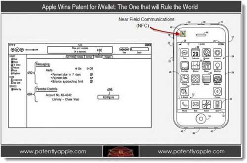 iPhone 5 có chip NFC và ăng-ten - 2
