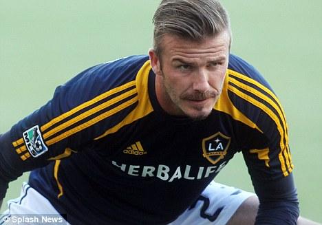 Beckham không được tham dự Olympic - 1