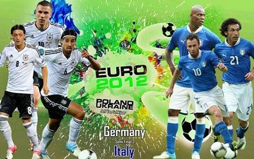"""Nếu phải """"đấu súng"""", Đức sẽ loại Italia? - 1"""
