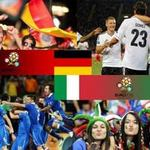Bóng đá - Đức – Italia: Bữa tiệc tấn công