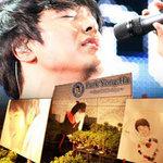Fan Nhật rơi lệ tưởng nhớ Park Yong-ha