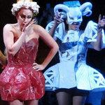 Ca nhạc - MTV - Lady Gaga gợi lại váy thịt bò sống