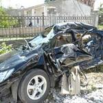 Tin tức trong ngày - Tàu hỏa đâm nát ô tô, 4 người thương vong