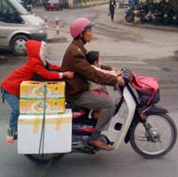 Những ảnh độc đáo chỉ có ở Việt Nam (55)