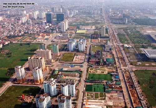 Bất động sản Hà Nội: Mỹ Đình trỗi dậy - 1