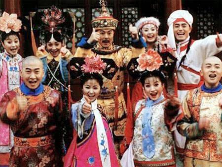 """Ảnh độc """"Hoàn Châu Cách Cách"""" năm 1997 - 1"""