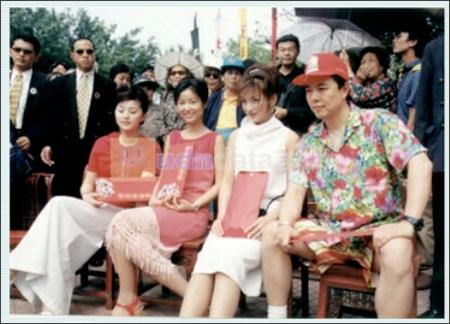 """Ảnh độc """"Hoàn Châu Cách Cách"""" năm 1997 - 11"""