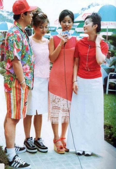 """Ảnh độc """"Hoàn Châu Cách Cách"""" năm 1997 - 18"""