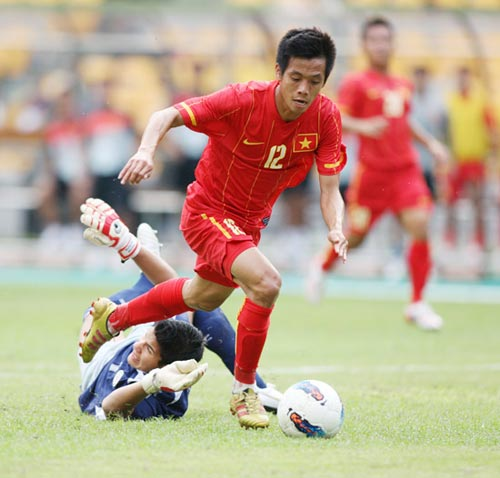U22 VN - U22 Philippines: Giải cơn khát bàn thắng - 1