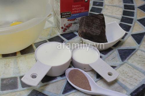 Kem chocolate ngon không thể chối từ - 1