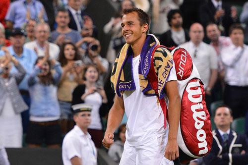 Kẻ đánh bại Nadal: Anh là ai? - 2