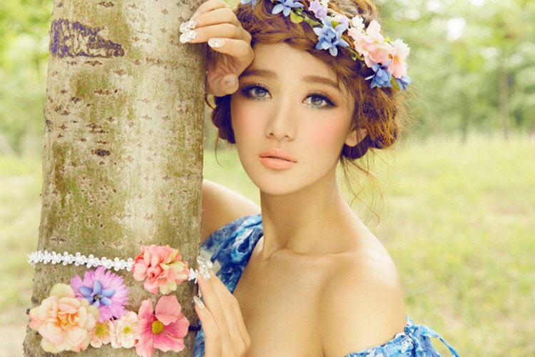 3 kiểu tóc khiến bạn xinh như thiên thần - 5