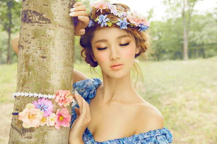3 kiểu tóc khiến bạn xinh như thiên thần - 6