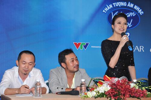 """Vietnam Idol 2012 chính thức """"nổ máy"""" - 2"""