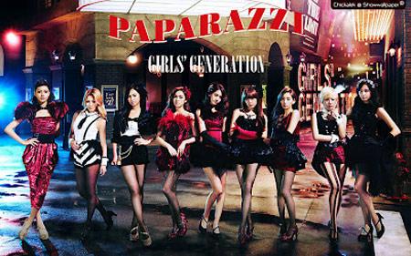 Nhóm nhạc Hàn đổ bộ khắp các Châu Á - 1