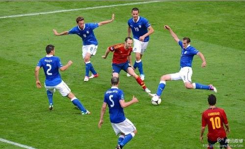 Quả bóng vàng Euro: Vinh danh tiền vệ? - 1