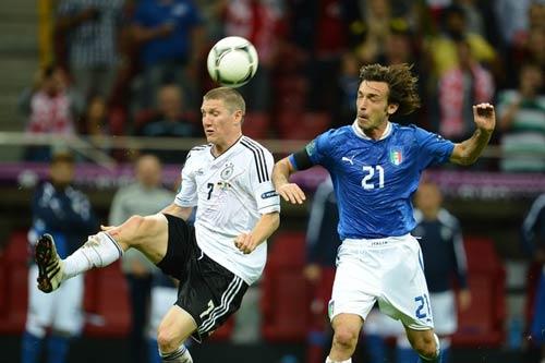 Quả bóng vàng Euro: Vinh danh tiền vệ? - 2