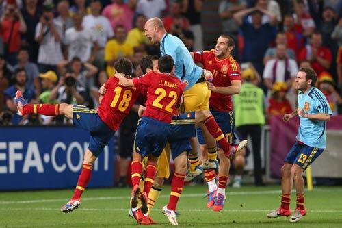 CK Euro 2012: Hướng tới sự vĩ đại - 1