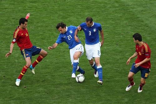 CK Euro 2012: Hướng tới sự vĩ đại - 2
