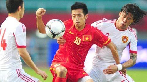 """U22 Việt Nam """"quyết chiến"""" với Malaysia - 1"""