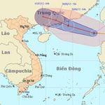 Tin tức trong ngày - Bão Doksuri vào biển Đông gây mưa ở Nam Bộ