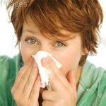 Sức khỏe đời sống - Xì mũi quá mạnh thường gây điếc
