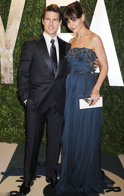 Tom Cruise - Katie Holmes đột ngột chia tay - 1