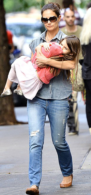 Tom Cruise - Katie Holmes đột ngột chia tay - 4