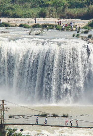 Những ngọn thác hùng vĩ ở Đắk Nông - 5