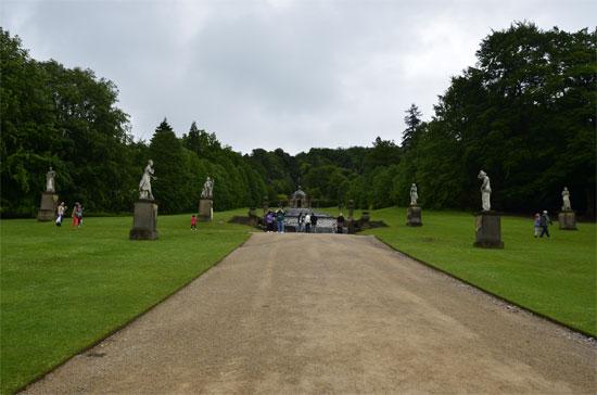 Đắm mình vào không gian nước Anh tại Chatsworth House - 3