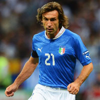 Pirlo: Sn sng ua vi Messi v CR7