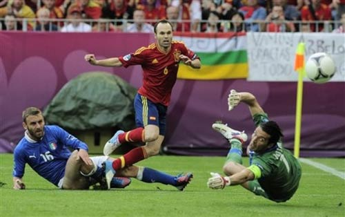 Iniesta: Ngun cm hng bt tn, Bng , iniesta, tay ban nha vs italia, chung ket euro 2012, chung ket euro, tay ban nha, bong da, bong da 24h, ket qua bong da, bao bong da, euro 2012, lich thi dau euro, lich euro 2012, lich dau euro, lich dau euro 2012, ket qua euro 2012, bang xep hang euro 2012, video euro 2012