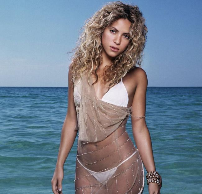 Shakira Isabel Mebarak Ripoll (sinh ngày 2 tháng 2 năm 1977) là một ca sĩ,  nhạc sĩ, nhạc công người Colombia, một trong những ca sĩ nhạc Rock thành công  nhất thế giới.