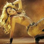 Ca nhạc - MTV - Ngắm vòng hông nóng bỏng của Shakira
