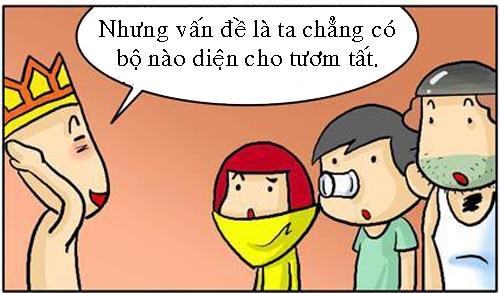 Tây Du Ký hài: Sư phụ diện com lê - 2