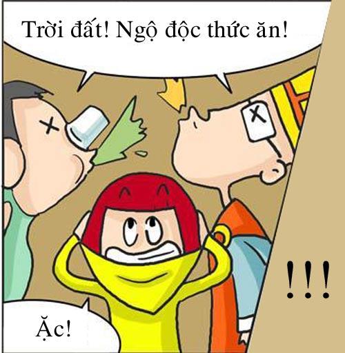 Tây Du Ký hài: Bí mật của Sa Tăng - 10