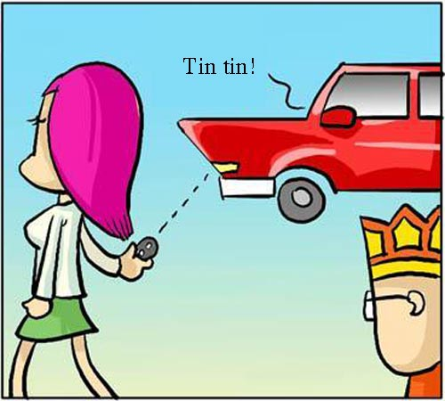 """Tây Du Ký hài: Sư phụ xài """"siêu xe"""" - 2"""