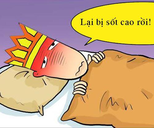 Tây Du Ký hài: Sư phụ lâm trọng bệnh - 6
