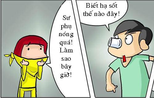 Tây Du Ký hài: Sư phụ lâm trọng bệnh - 7